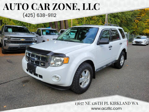 2009 Ford Escape for sale at Auto Car Zone, LLC in Kirkland WA