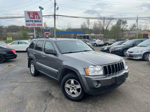 2007 Jeep Grand Cherokee for sale at KB Auto Mall LLC in Akron OH