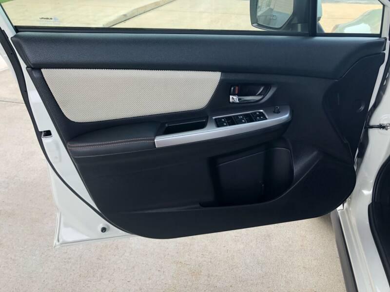 2016 Subaru Crosstrek AWD 2.0i Premium 4dr Crossover CVT - Bettendorf IA
