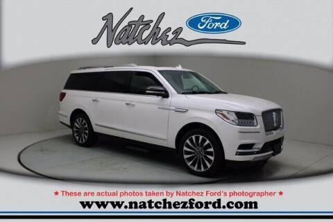 2018 Lincoln Navigator L for sale at Auto Group South - Natchez Ford Lincoln in Natchez MS