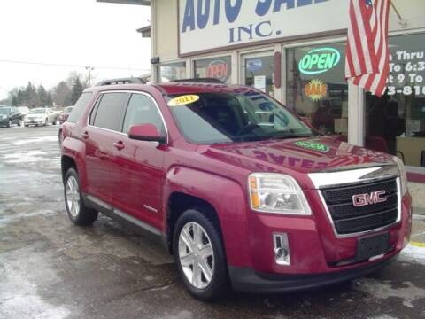 2011 GMC Terrain for sale at G & L Auto Sales Inc in Roseville MI