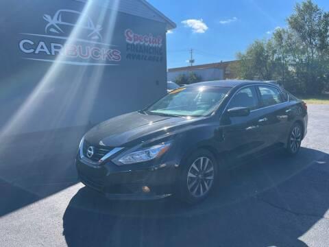 2017 Nissan Altima for sale at Carbucks in Hamilton OH