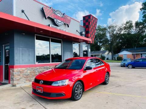 2013 Volkswagen Jetta for sale at Chema's Autos & Tires in Tyler TX