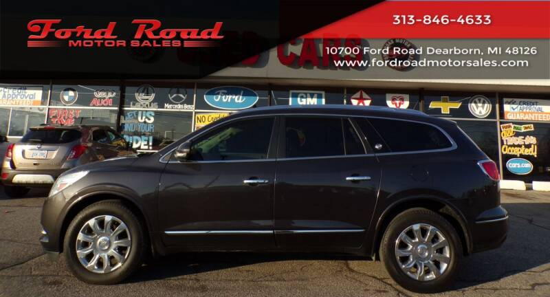 2017 Buick Enclave for sale at Ford Road Motor Sales in Dearborn MI