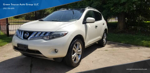 2010 Nissan Murano for sale at Green Source Auto Group LLC in Houston TX