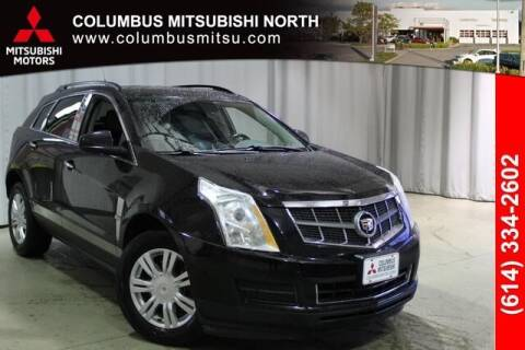 2012 Cadillac SRX for sale at Auto Center of Columbus - Columbus Mitsubishi North in Columbus OH