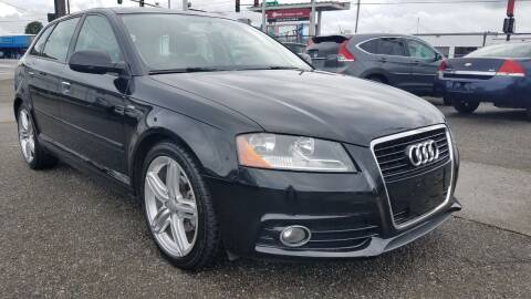 2013 Audi A3 for sale at Seattle's Auto Deals in Everett WA