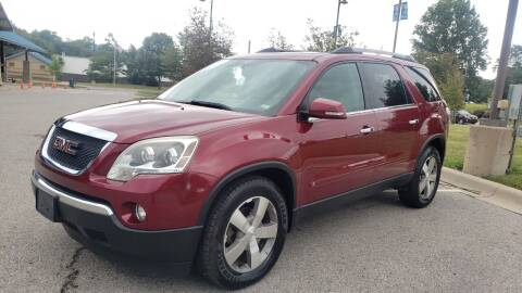 2010 GMC Acadia for sale at Nationwide Auto in Merriam KS