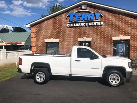 2016 GMC Sierra 1500 for sale at Terry Clearance Center in Lynchburg VA