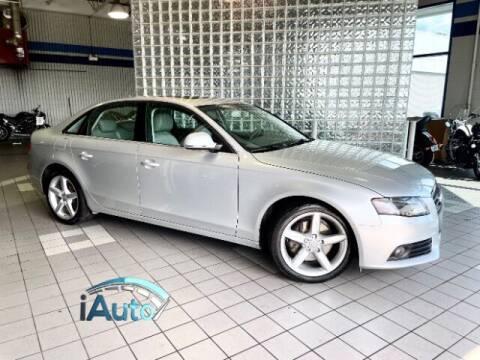 2009 Audi A4 for sale at iAuto in Cincinnati OH
