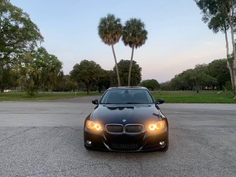 2011 BMW 3 Series for sale at FLORIDA MIDO MOTORS INC in Tampa FL