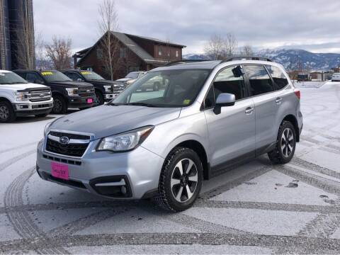 2017 Subaru Forester for sale at Snyder Motors Inc in Bozeman MT