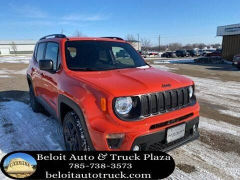 2021 Jeep Renegade for sale at BELOIT AUTO & TRUCK PLAZA INC in Beloit KS