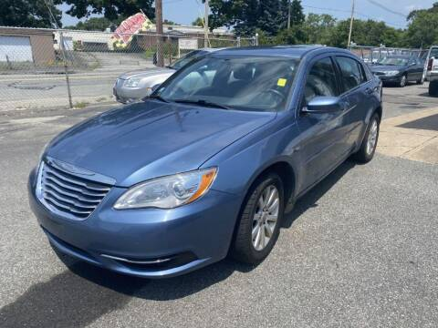 2011 Chrysler 200 for sale at Jay Motor Group in Attleboro MA