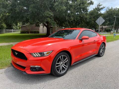 2016 Ford Mustang for sale at P J Auto Trading Inc in Orlando FL