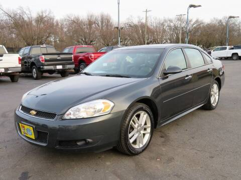 2014 Chevrolet Impala Limited for sale at Low Cost Cars North in Whitehall OH
