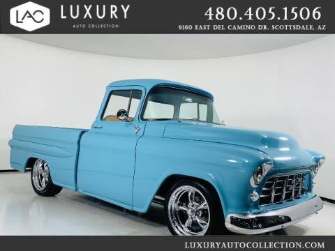 1955 Chevrolet Pro-Touring Custom for sale at Luxury Auto Collection in Scottsdale AZ