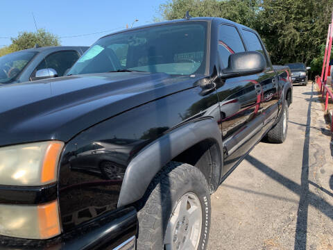 2006 Chevrolet Silverado 1500 for sale at BULLSEYE MOTORS INC in New Braunfels TX