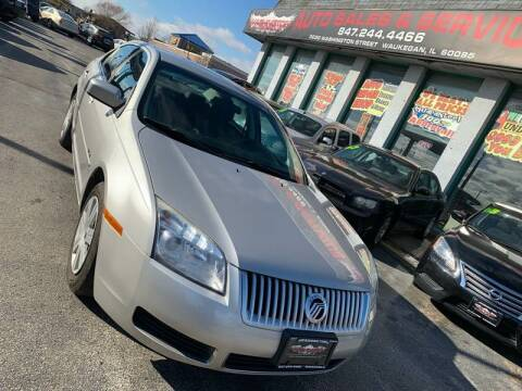 2007 Mercury Milan for sale at Washington Auto Group in Waukegan IL