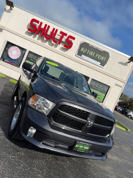 2015 RAM Ram Pickup 1500 for sale at Shults Resale Center Olean in Olean NY