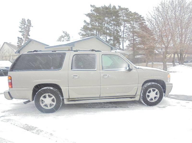 2003 GMC Yukon XL AWD Denali 4dr SUV - Ramsey MN