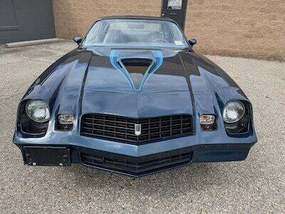 1979 Chevrolet Camaro for sale at MICHAEL'S AUTO SALES in Mount Clemens MI
