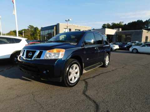 2008 Nissan Armada for sale at Paniagua Auto Mall in Dalton GA