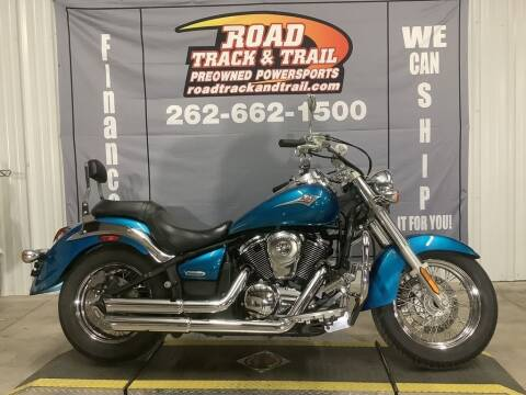 2007 Kawasaki Vulcan 900 Classic for sale at Road Track and Trail in Big Bend WI