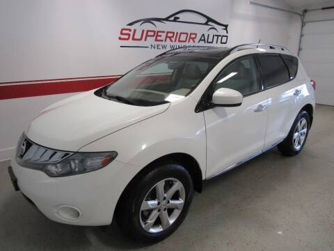 2010 Nissan Murano for sale at Superior Auto Sales in New Windsor NY