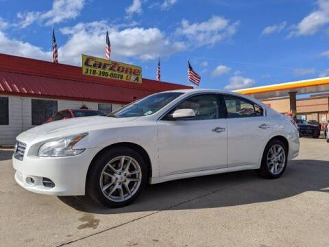 2014 Nissan Maxima for sale at CarZoneUSA in West Monroe LA