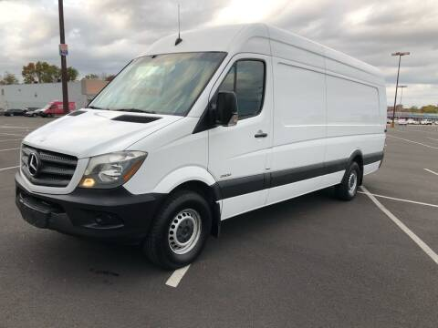2015 Mercedes-Benz Sprinter Cargo for sale at PA Auto World in Levittown PA