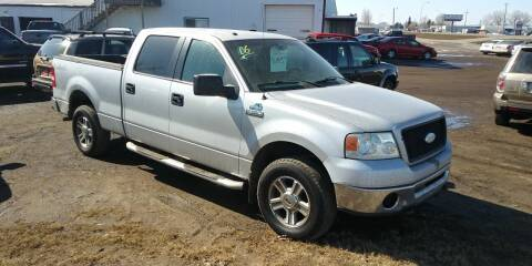 2006 Ford F-150 for sale at Ron Lowman Motors Minot in Minot ND