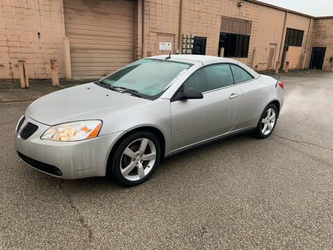 2008 Pontiac G6 for sale at Certified Auto Exchange in Indianapolis IN