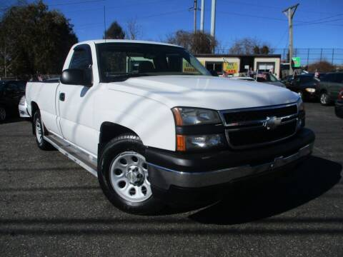 2007 Chevrolet Silverado 1500 Classic for sale at Unlimited Auto Sales Inc. in Mount Sinai NY