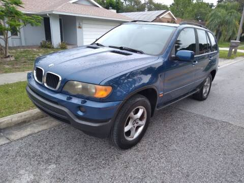 2002 BMW X5 for sale at Low Price Auto Sales LLC in Palm Harbor FL