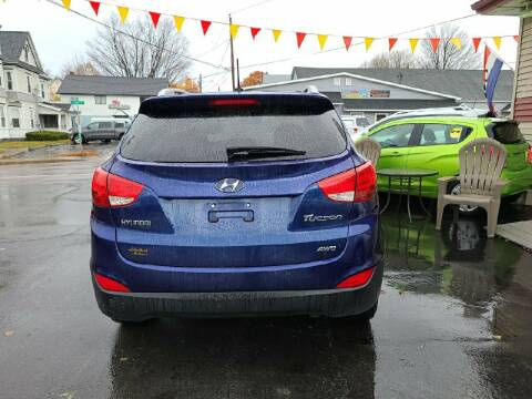 2013 Hyundai Tucson for sale at Shattuck Motors in Newport VT