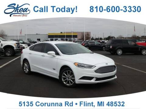 2018 Ford Fusion Energi for sale at Jamie Sells Cars 810 - Linden Location in Flint MI