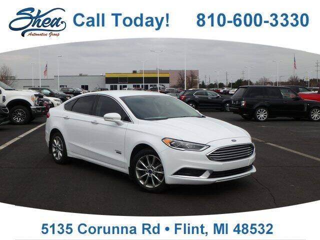2018 Ford Fusion Energi for sale in Flint, MI