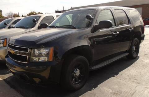 2014 Chevrolet Tahoe for sale at Veto Enterprises, Inc. in Sycamore IL