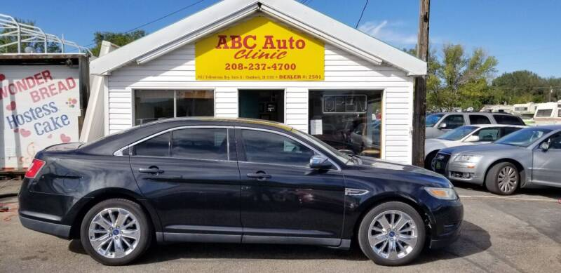 2011 Ford Taurus for sale at ABC AUTO CLINIC - Chubbuck in Chubbuck ID