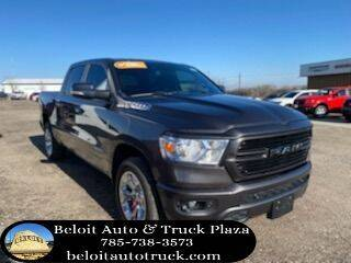 2019 RAM Ram Pickup 1500 for sale at BELOIT AUTO & TRUCK PLAZA INC in Beloit KS