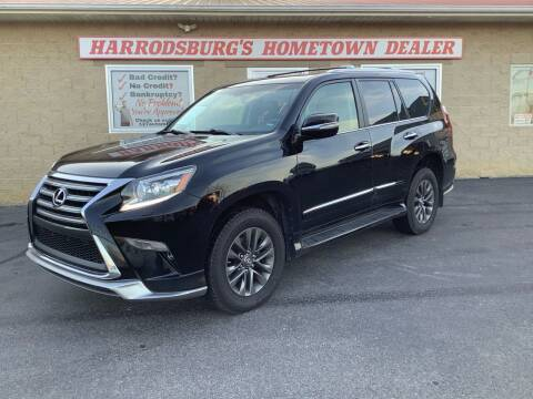 2018 Lexus GX 460 for sale at Auto Martt, LLC in Harrodsburg KY