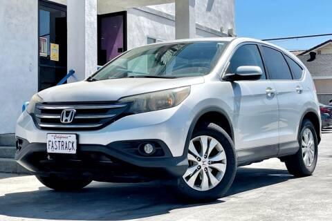 2013 Honda CR-V for sale at Fastrack Auto Inc in Rosemead CA