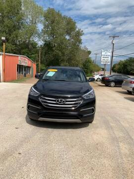 2018 Hyundai Santa Fe Sport for sale at MENDEZ AUTO SALES in Tyler TX