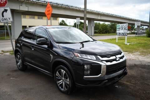 2020 Mitsubishi Outlander Sport for sale at STS Automotive - Miami, FL in Miami FL