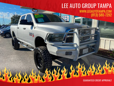 2018 RAM Ram Pickup 2500 for sale at Lee Auto Group Tampa in Tampa FL