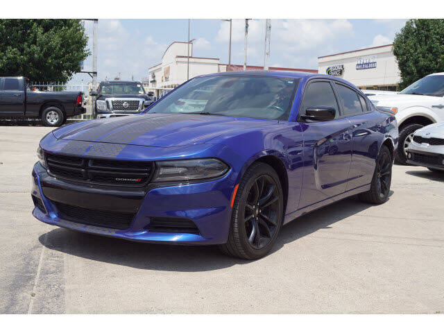 2018 Dodge Charger for sale at Credit Connection Sales in Fort Worth TX