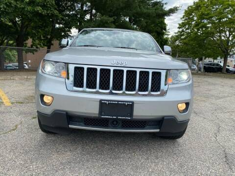 2012 Jeep Grand Cherokee for sale at Welcome Motors LLC in Haverhill MA