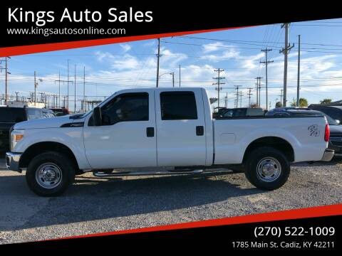 2011 Ford F-250 Super Duty for sale at Kings Auto Sales in Cadiz KY