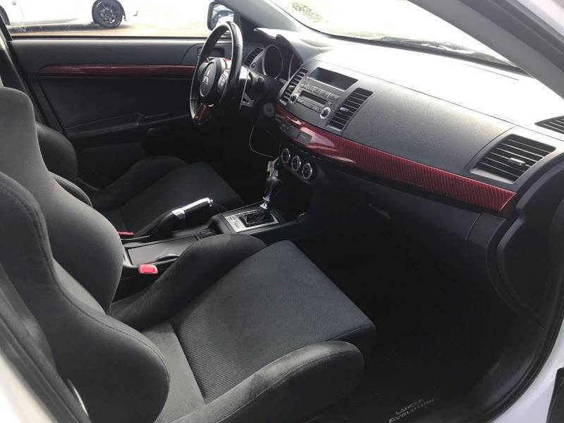 2013 Mitsubishi Lancer Evolution AWD MR 4dr Sedan - Newark NJ